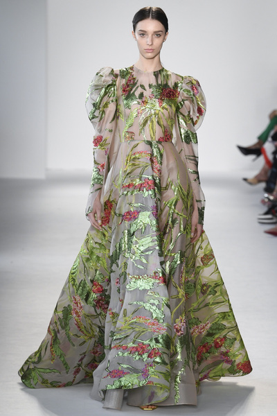 Christian Siriano Spring 2018 Ready-to-Wear - Look #51