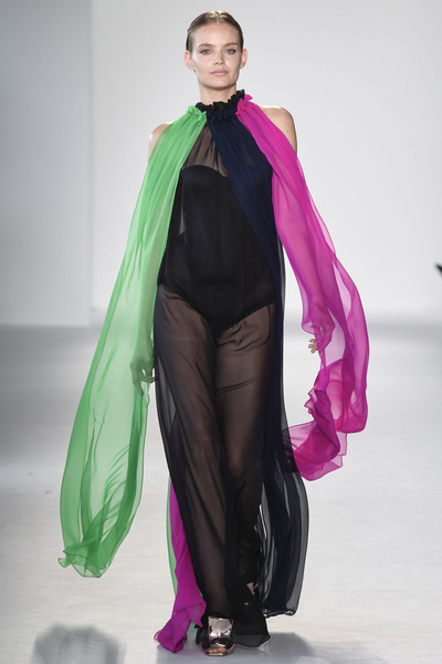 Christian Siriano Spring 2018 Ready-to-Wear - Look #57