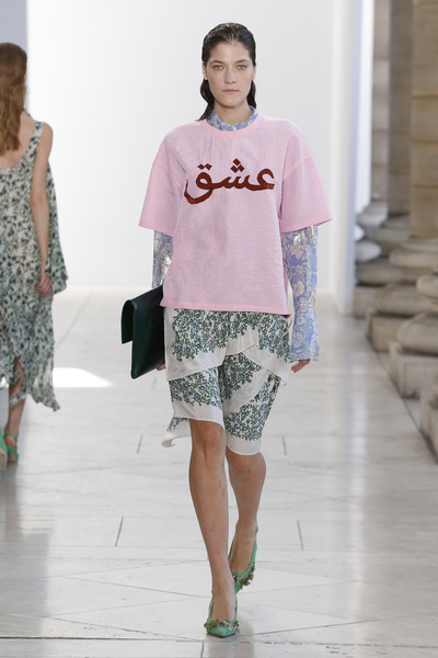 Christian Wijnants Spring 2018 Ready-to-Wear - Look #11