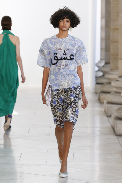 Christian Wijnants Spring 2018 Ready-to-Wear - Look #16