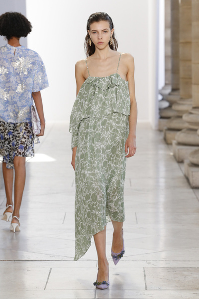 Christian Wijnants Spring 2018 Ready-to-Wear - Look #17