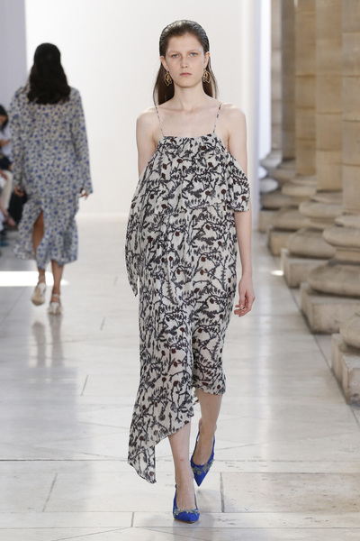 Christian Wijnants Spring 2018 Ready-to-Wear - Look #20