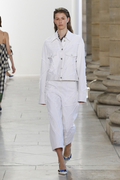 Christian Wijnants Spring 2018 Ready-to-Wear - Look #30