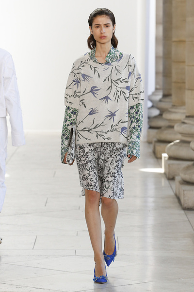 Christian Wijnants Spring 2018 Ready-to-Wear - Look #31