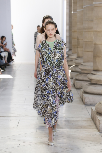 Christian Wijnants Spring 2018 Ready-to-Wear - Look #35