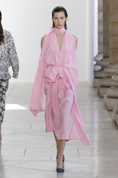 Christian Wijnants Spring 2018 Ready-to-Wear - Look #6