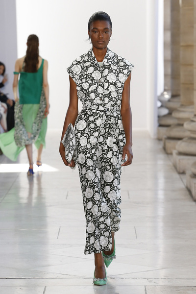 Christian Wijnants Spring 2018 Ready-to-Wear - Look #8