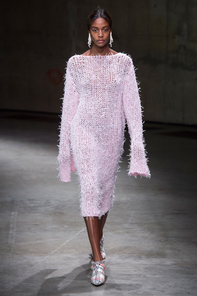 Christopher Kane Spring 2018 Ready-to-Wear - Look #12