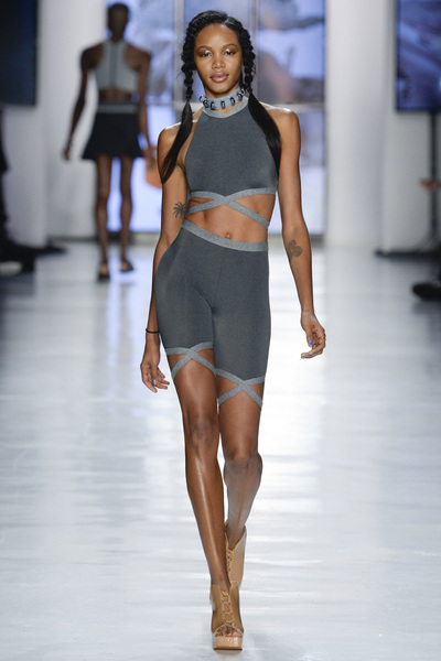 CHROMAT Spring 2018 Ready-to-Wear - Look #14
