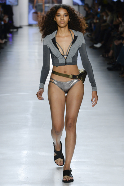 CHROMAT Spring 2018 Ready-to-Wear - Look #15