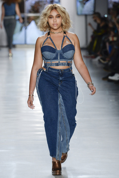 CHROMAT Spring 2018 Ready-to-Wear - Look #18