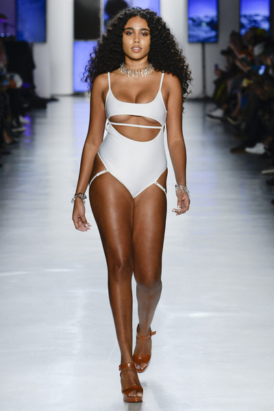 CHROMAT Spring 2018 Ready-to-Wear - Look #2