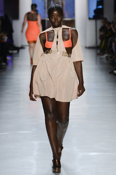CHROMAT Spring 2018 Ready-to-Wear - Look #25