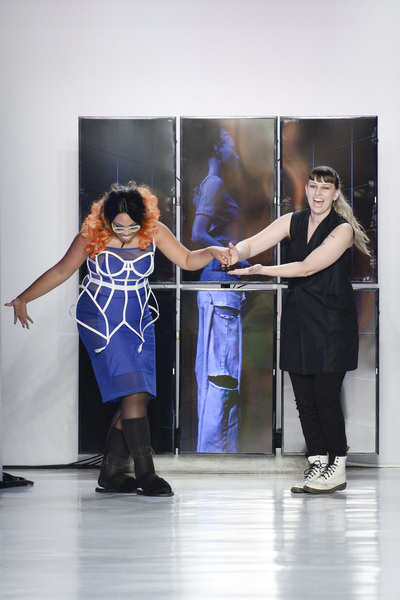 CHROMAT Spring 2018 Ready-to-Wear - Look #34