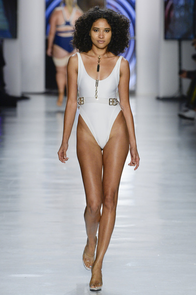 CHROMAT Spring 2018 Ready-to-Wear - Look #6