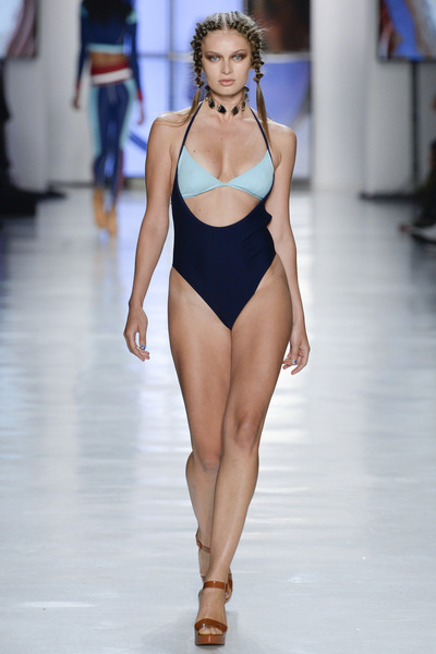 CHROMAT Spring 2018 Ready-to-Wear - Look #8