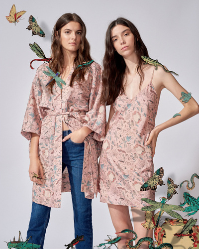 Chufy Spring 2018 Ready-to-Wear - Look #11