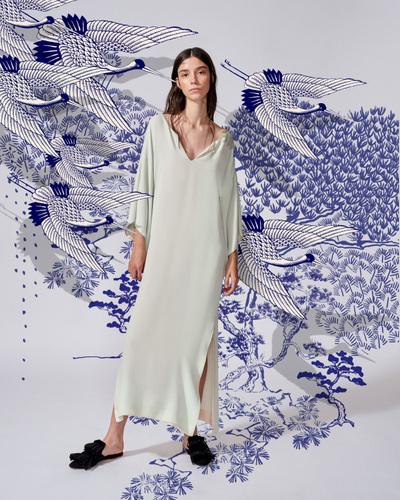 Chufy Spring 2018 Ready-to-Wear - Look #15