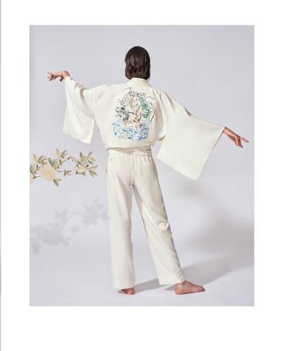 Chufy Spring 2018 Ready-to-Wear - Look #18