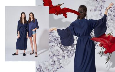 Chufy Spring 2018 Ready-to-Wear - Look #3