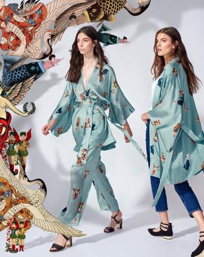 Chufy Spring 2018 Ready-to-Wear - Look #5
