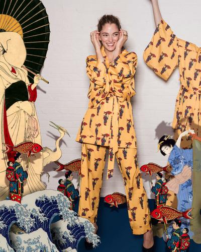 Chufy Spring 2018 Ready-to-Wear - Look #7