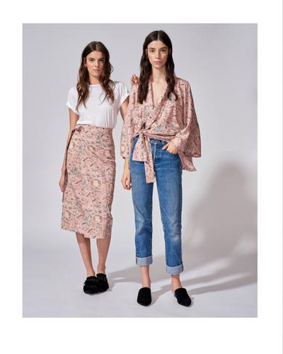 Chufy Spring 2018 Ready-to-Wear - Look #9