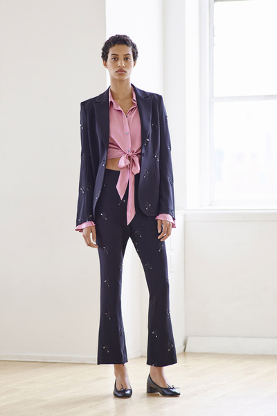 Cinq A Sept Resort 2018 - Look #13