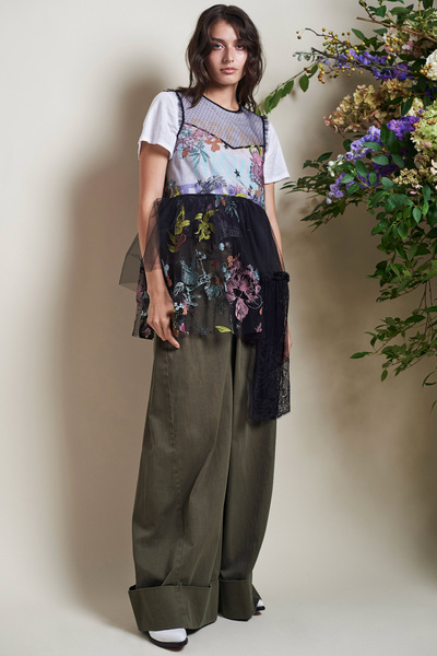 Cinq A Sept Spring 2018 Ready-to-Wear - Look #10
