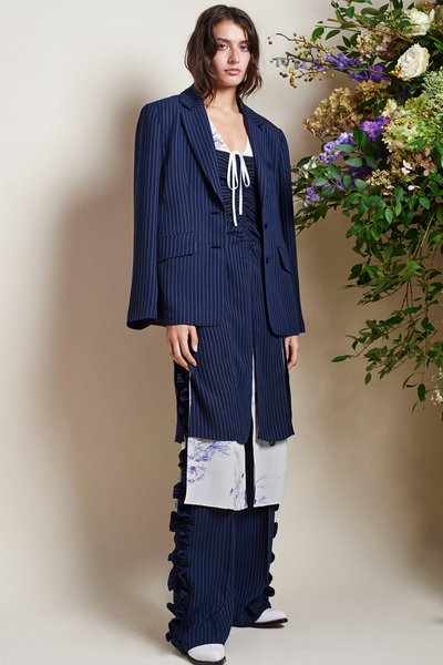 Cinq A Sept Spring 2018 Ready-to-Wear - Look #14