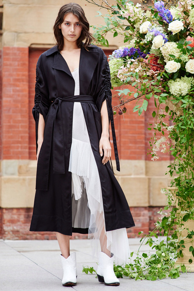 Cinq A Sept Spring 2018 Ready-to-Wear - Look #20