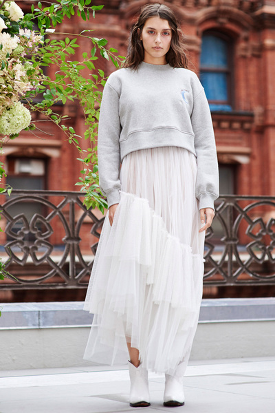 Cinq A Sept Spring 2018 Ready-to-Wear - Look #7
