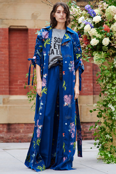 Cinq A Sept Spring 2018 Ready-to-Wear - Look #8