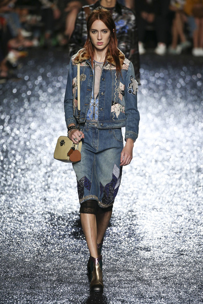 COACH 1941 Spring 2018 Ready-to-Wear - Look #21