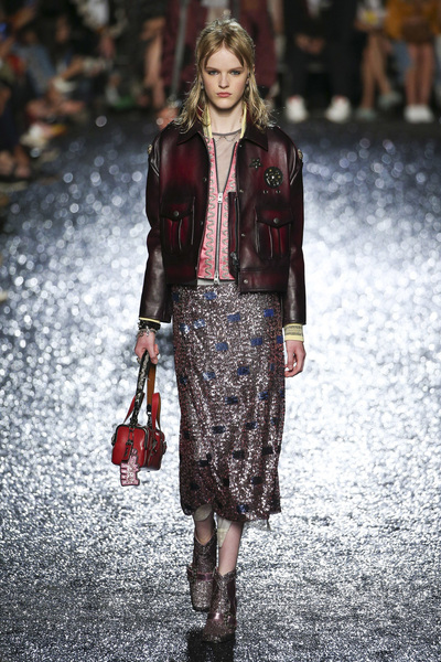 COACH 1941 Spring 2018 Ready-to-Wear - Look #37