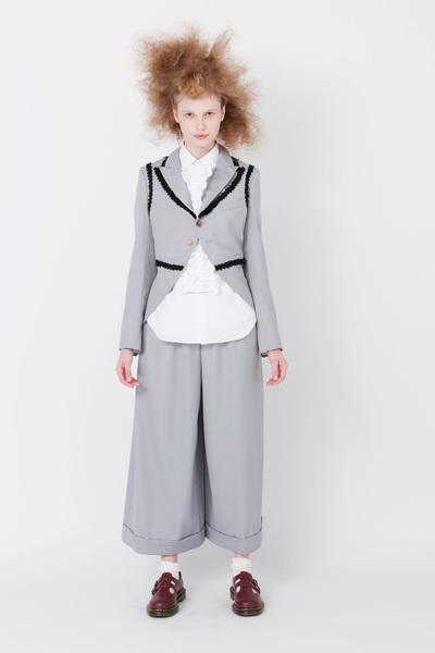 Comme Des Garçons Comme Des Garçons Spring 2018 Ready-to-Wear - Look #37