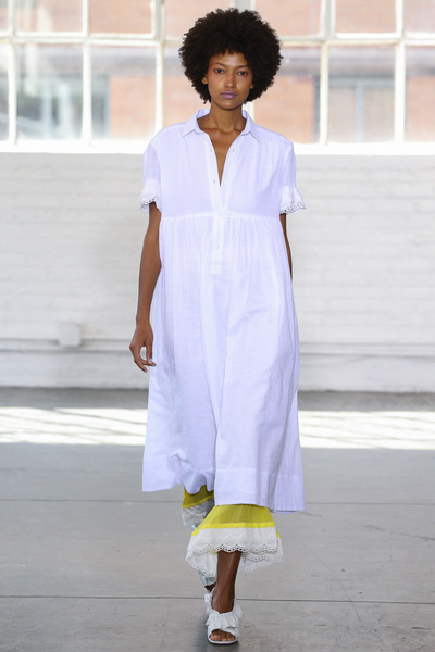 Creatures Of Comfort Spring 2018 Ready-to-Wear - Look #11