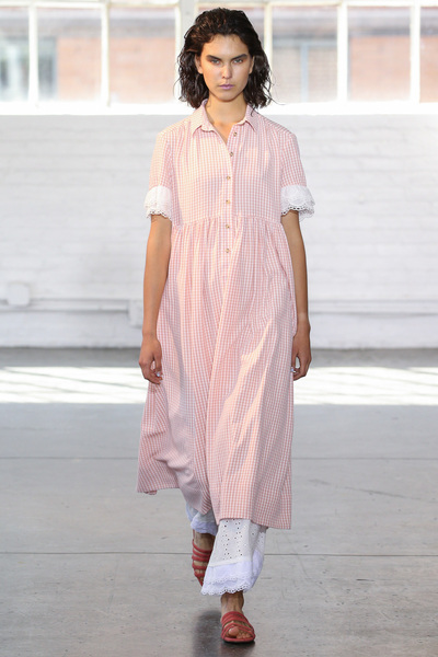 Creatures Of Comfort Spring 2018 Ready-to-Wear - Look #12