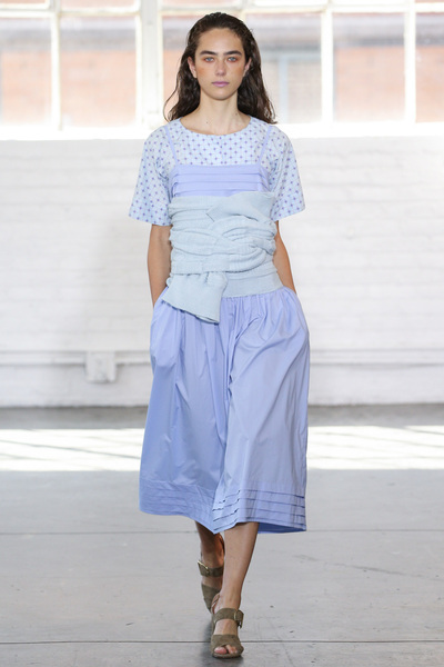 Creatures Of Comfort Spring 2018 Ready-to-Wear - Look #17