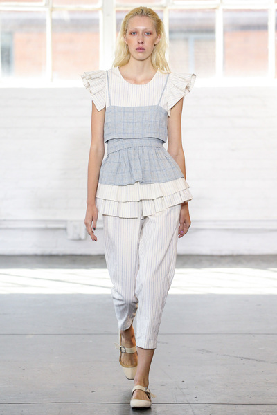 Creatures Of Comfort Spring 2018 Ready-to-Wear - Look #3