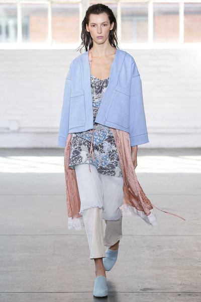 Creatures Of Comfort Spring 2018 Ready-to-Wear - Look #34