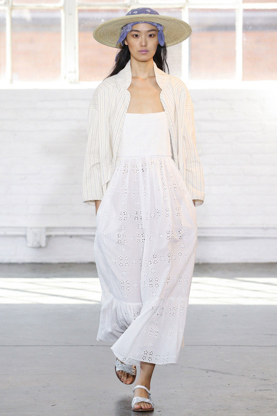 Creatures Of Comfort Spring 2018 Ready-to-Wear - Look #5