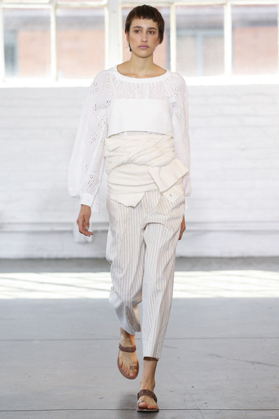 Creatures Of Comfort Spring 2018 Ready-to-Wear - Look #6