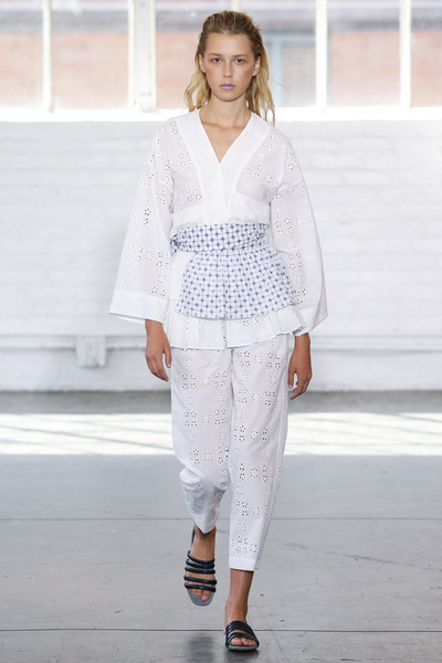 Creatures Of Comfort Spring 2018 Ready-to-Wear - Look #7