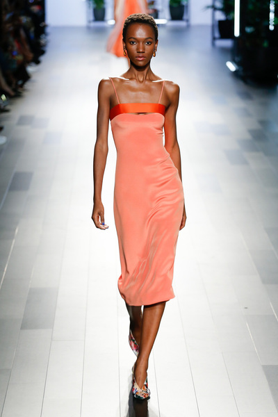 Cushnie Et Ochs Spring 2018 Ready-to-Wear - Look #10