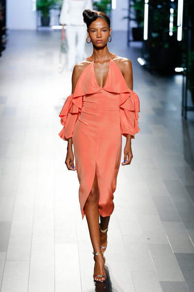 Cushnie Et Ochs Spring 2018 Ready-to-Wear - Look #19