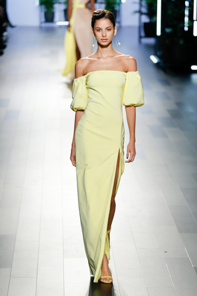 Cushnie Et Ochs Spring 2018 Ready-to-Wear - Look #32