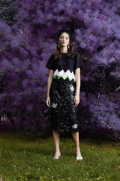 Cynthia Rowley Resort 2018 - Look #15
