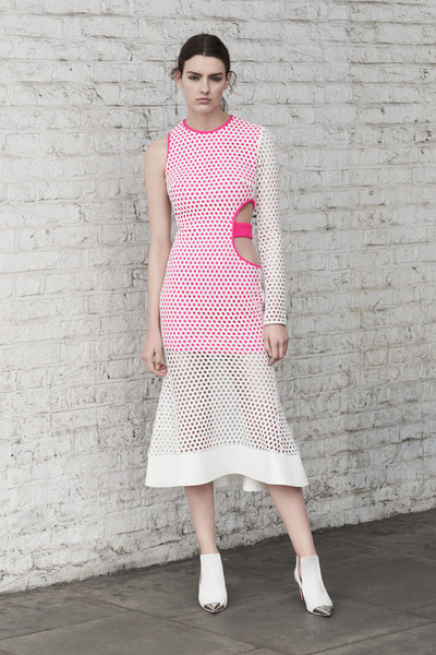 David Koma Resort 2018 - Look #20