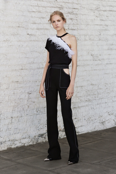 David Koma Resort 2018 - Look #25